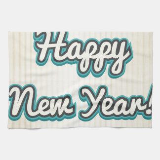 New Year Kitchen Towel
