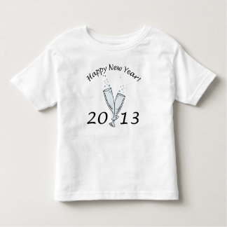 New Years 2013 Toddler T-Shirt