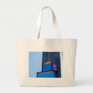 New years Ball at Times Square NY Canvas Bags
