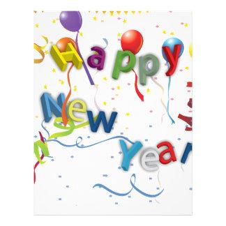 New Years Celebration  #3 Flyer