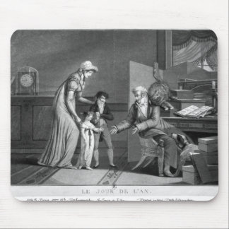 New Year's Day, 1807 Mouse Pad