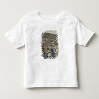 New Year's Day in Paris Toddler T-Shirt