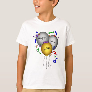 New Year's Eve kids Holiday t-shirt