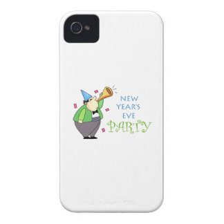 NEW YEARS EVE PARTY iPhone 4 Case-Mate CASE