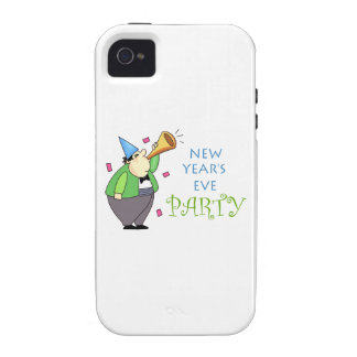 NEW YEARS EVE PARTY iPhone 4/4S CASE