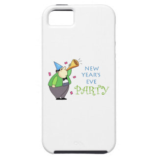 NEW YEARS EVE PARTY iPhone 5 CASE
