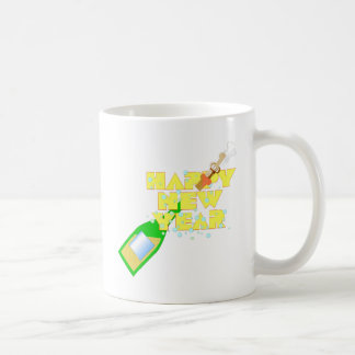 New Year's Eve Party Coffee Mug