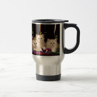 New Year's Eve Party Kittens Mugs