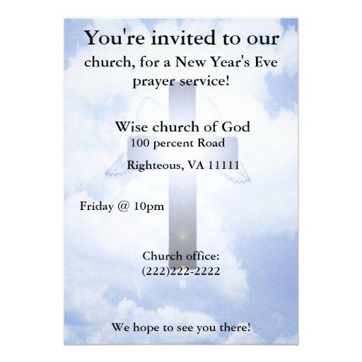 Church service invitations 133 church service invites amp announcements