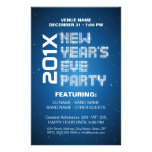 New Year's Eve Sparkles Party flyer