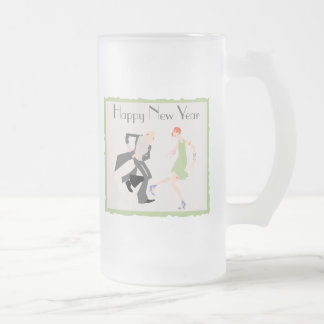 New Year's Eve T-Shirts New Years Eve Party Gift Frosted Glass Mug