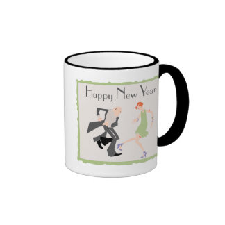 New Year's Eve T-Shirts New Years Eve Party Gift Ringer Mug