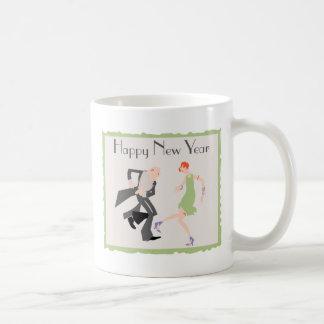 New Year's Eve T-Shirts New Years Eve Party TShirt Basic White Mug