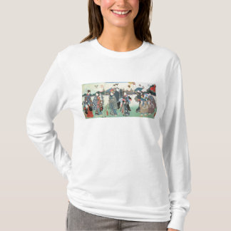 New Year's festival, T-Shirt