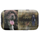 New Years - Golden Elegance - Cocker Spaniel Samsung Galaxy SIII Covers