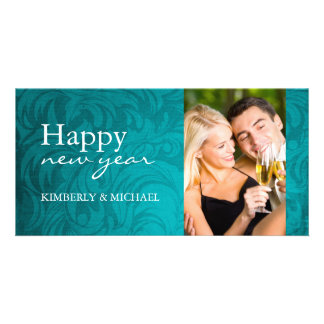 New Year's Invitation Photo Cards