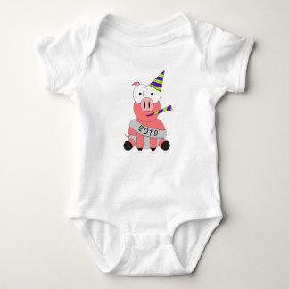 New Years Piggie T Shirt