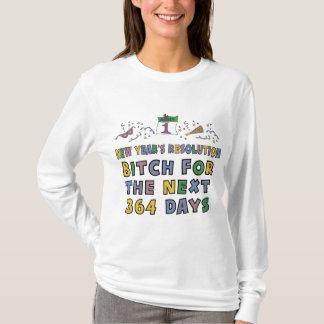 New Years Resolution T-Shirt