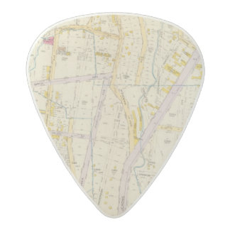 New York 10 Acetal Guitar Pick