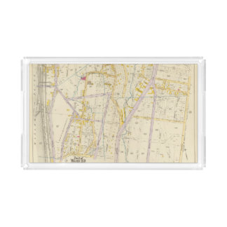 New York 10 Acrylic Tray