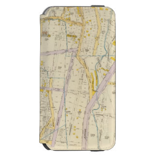 New York 10 Incipio Watson™ iPhone 6 Wallet Case