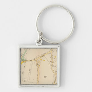 New York 27 Key Ring