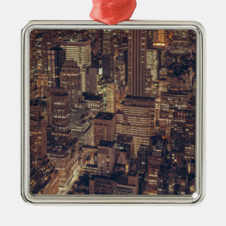 New York 2 Christmas Ornament