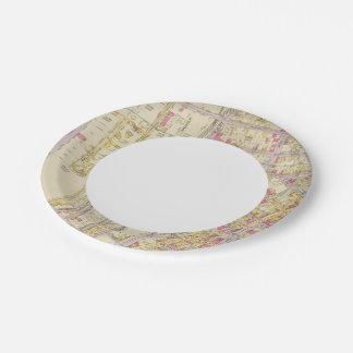 New York 32 Paper Plate