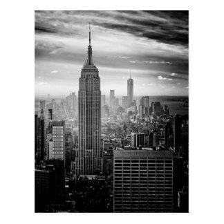 New York 3 Postcard