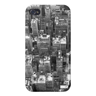 New York 4 Cityscape New York Souvenirs Cover For iPhone 4