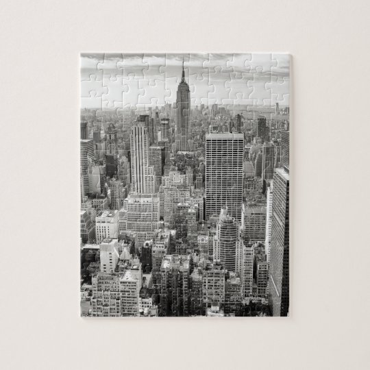 New York 4 Jigsaw Puzzle