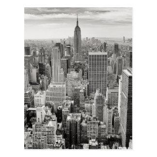 New York 4 Postcard