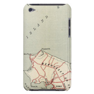 New York 6 iPod Touch Cover