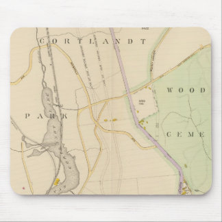 New York 9 Mouse Mat