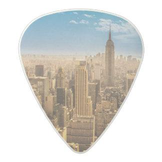 New York Acetal Guitar Pick