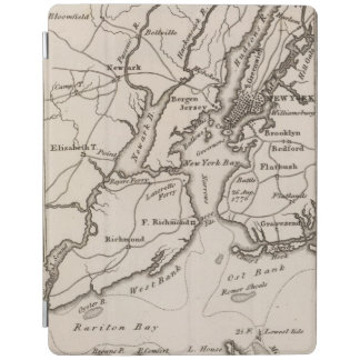 New York and New Jersey Region iPad Cover