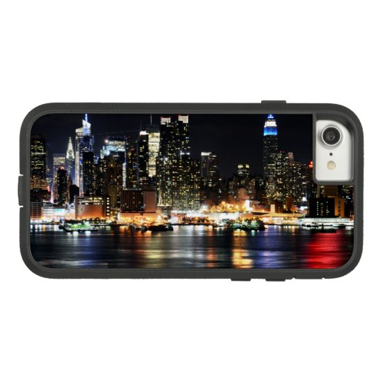 New York at Night Case-Mate Tough Extreme iPhone 7 Case