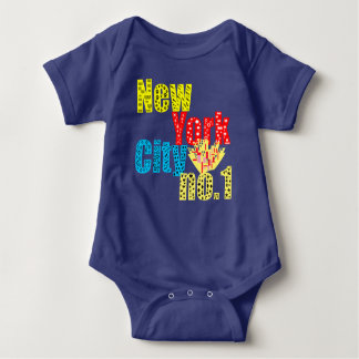 New York Baby Bodysuit