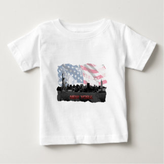 New York Baby T-Shirt
