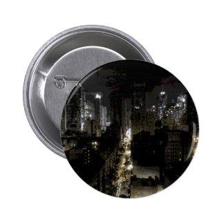 New York Pinback Buttons
