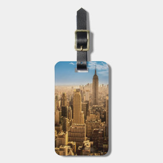 New York Bag Tag