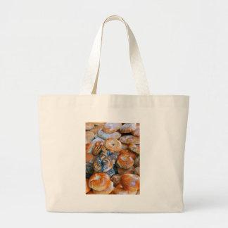 New York Bagels Large Tote Bag