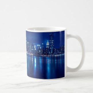 New York Basic White Mug