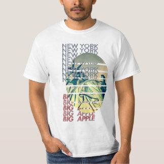 NEW YORK, BIG APPLE VINTAGE T-Shirt