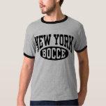 New York Bocce T-shirts