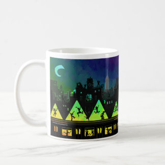 New York Boogie Nights Coffee Mugs
