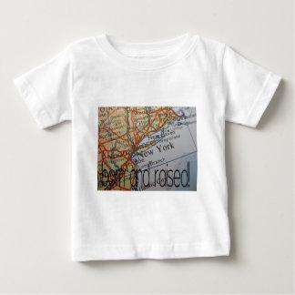 new york born and raised baby T-Shirt