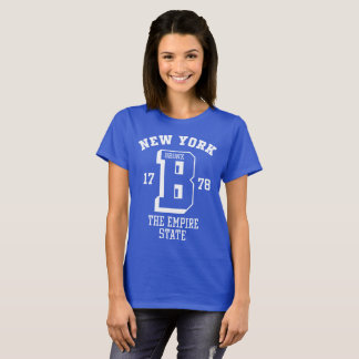 New York Bronx Women's Basic T-Shirt