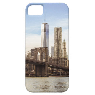 New York Brooklyn bridge Barely There iPhone 5 Case
