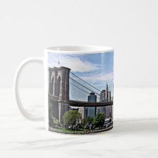 New York - Brooklyn Bridge Coffee Mug